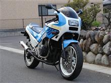 まる51さんのGSX-R400