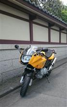 NU059さんのF800S リア画像