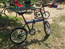 nao@osakaさんの折りたたみ自転車 メイン画像