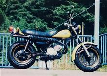 ココリコリ49さんのバンバン125 左サイド画像