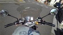 モコすけ(ききゆき)さんのR1200R インテリア画像