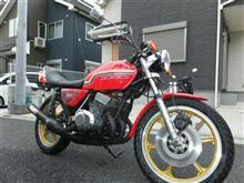Makoto1225さんのKH400 左サイド画像
