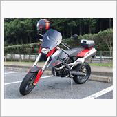 ケンズィさんのG650X moto