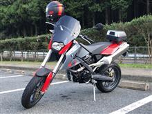 ケンズィさんのG650X moto メイン画像