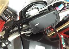 ケンズィさんのG650X moto 左サイド画像