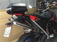 ケンズィさんのG650X moto インテリア画像