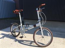 satchi-zouさんの折畳自転車 メイン画像