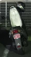 偽佐川のサバーバンさんのアドレス110 インテリア画像