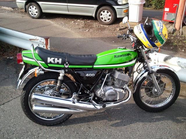 ちゅうーさんさんのKH400