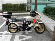 ちゅうーさんさんのCX500TC メイン画像