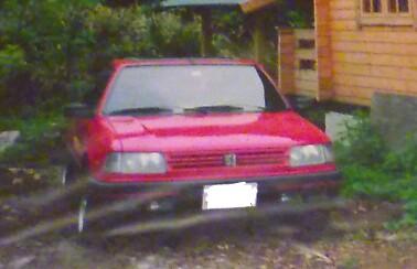 プジョー 309