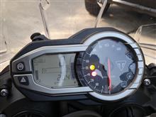 REDPONDさんのTiger800 ABS (タイガー) インテリア画像