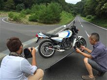 munemasaさんのTT250R 左サイド画像