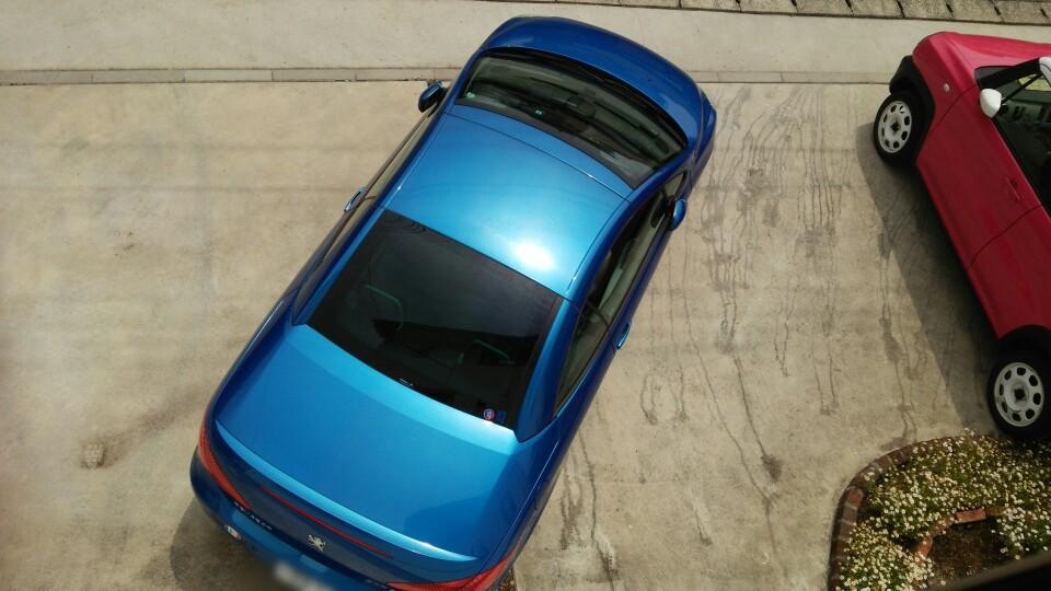 drive fanさんの307CC (カブリオレ)