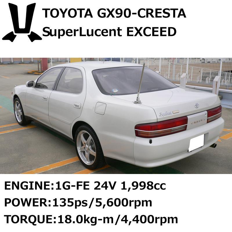 トヨタ クレスタ