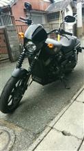 BlackSanさんのハーレーダビッドソン ストリートXG750 メイン画像
