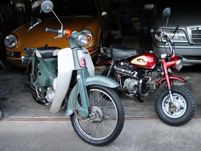 ホンダ スーパーカブ50