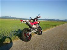 ducanoriさんのSM450R リア画像