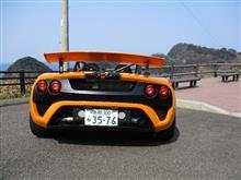 因幡屋ガレージさんの2_ELEVEN リア画像