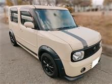 キュー太郎YZ11さんの愛車:日産 キューブ