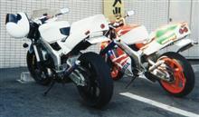nakakakaさんのNSR250SE インテリア画像