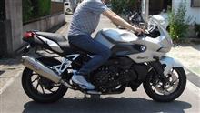 コージ@E85さんのK1200R Sport リア画像