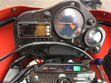 たかQさんのNS400R インテリア画像