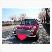 睦月 悠 さんの愛車「ローバー ミニ」
