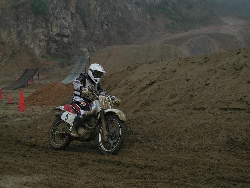 ブラホさんのXR200R