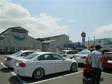 BMW Club KyotoさんのB3 S BiTurbo リムジン リア画像