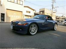 BMW Club Kyotoさんのロードスター リア画像