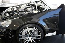 BMW Club KyotoさんのCLK63 ブラックシリーズ 左サイド画像