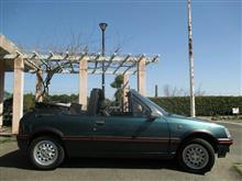 BMW Club Kyotoさんの205CTI (カブリオレ) リア画像