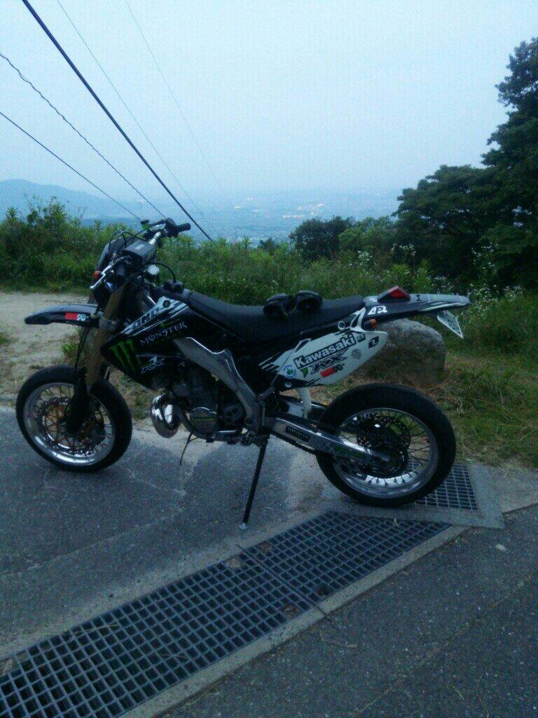 松影さんのCR250