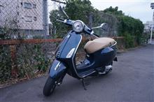 UKSTARさんのベスパ・プリマベーラ125 メイン画像