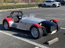 QuoVadisさんのスーパーセブン_Kシリーズ_スーパースポーツ メイン画像