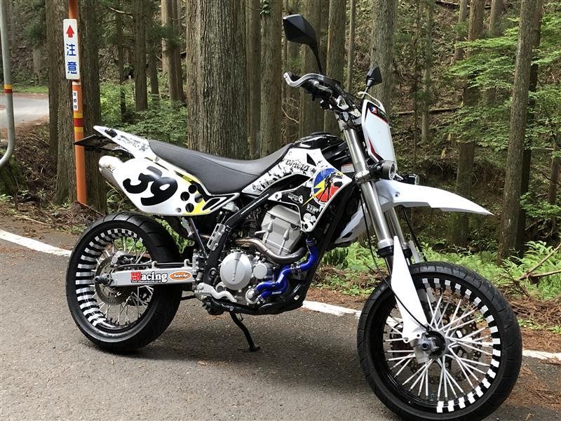スズキ 250SB