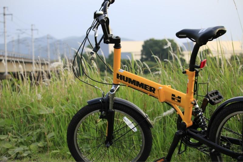 zawaランダーさんのマウンテンバイク