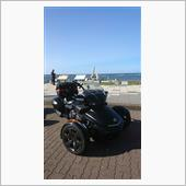 KIA@Clockさんのcan-am Spyder F3 Limited
