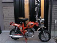 アオトラさんのRover 折りたたみ自転車 メイン画像