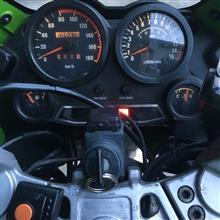 らんれびんさんのGPZ400R インテリア画像
