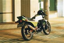 又 吉さんのZ400GP 左サイド画像