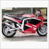 サガルマータさんのGSX-R1100K