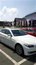 KAN-w203さんの愛車:BMW 5シリーズ セダン