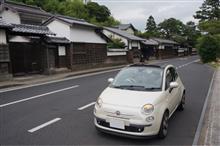 コーギーびーとさんの愛車:フィアット フィアット500 C (カブリオレ)