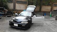 ssk31さんの愛車:ホンダ CR-X