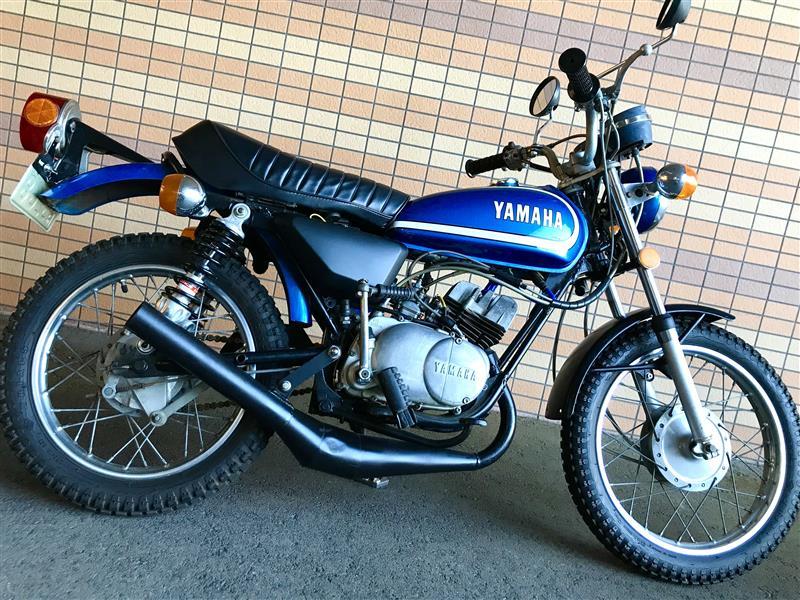 ヤマハ GT80