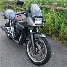 ぱらのすけさんのGSX400S_KATANA