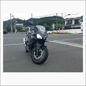 yappoさんのCBR400R