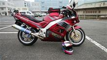 ニコニコカムリンさんのRF900R 左サイド画像